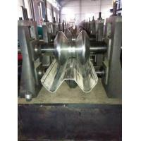 Wholesale Factory Cheap Price Hot Selling Machine Europe W Beam Guardrail Roll Forming Machine Highway Crash Barrier from china suppliers