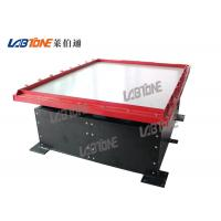 Wholesale 500Kg Payload Mechanical Shaker Table For VIbration Test Frequency 2-5Hz (120-300RPM) from china suppliers
