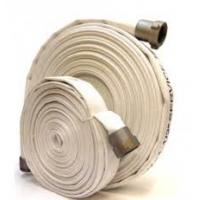 Wholesale Resistant PVC Lined Canvas Fire Hose Matched With Jet Spray Nozzle / Branchpipe from china suppliers