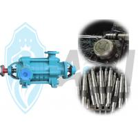 Wholesale Big Capacity Multistage High Pressure Pumps , Booster Pump For Water Transport from china suppliers