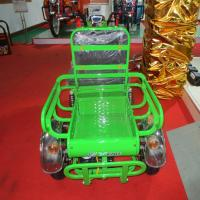 Wholesale Custom Motorized Battery Operated Tricycle For Carry Cargo 48V 20AH from china suppliers