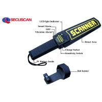 Wholesale Portable  School Security Handheld Body Scanner for security purpose from china suppliers