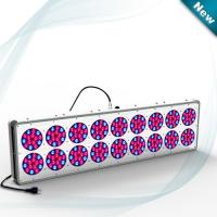 Wholesale Blue Red Hydroponics LED Grow Light 630nm / 460nm 612W~644W D C 32 ~ 45V , LED Plant Grow from china suppliers