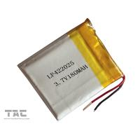 Wholesale Environmental Polymer Lithium Ion Batteries 3.7V 180MAH GSP422025 from china suppliers