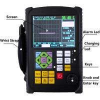 Wholesale Industrial Flaw Detector Ultrasonic Testing, Portable Digital Ultrasonic Flaw Detector Supplier from china suppliers