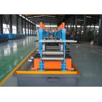 Quality High Speed Efficiency Capacity Steel ERW Pipe Mill Round & Square Pipe Tube Mill  Making Line for sale