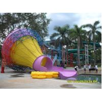Wholesale Custom Tornado Water Slide Adult Swimming Pool Water Slide 6mm - 8mm from china suppliers