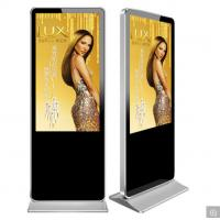 Wholesale Standee LCD Advertising Display Wifi Digital Signage Horizontal Screens Android TV from china suppliers