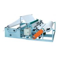 Wholesale Tissue paper rewinding slitting machine for Tissue paper converting machinery from china suppliers