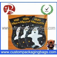Wholesale Black Eco-Friendly Plastic Treat Bags 0.02mm - 10mm With Ties For Packing from china suppliers
