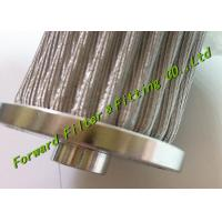 Wholesale Multilayer Copper / Brass / Mild Steel Wire Mesh Filter High Temperature Resistant from china suppliers