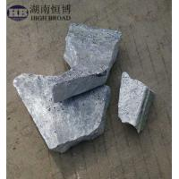 Wholesale Al2%Sc1%Zr Aluminium Master Alloy For Aircrafts Parts Production from china suppliers