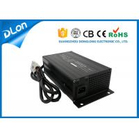 Wholesale automatic 24v 20a 25a electric floor scrubber battery charger 110VAC / 220VAC from china suppliers
