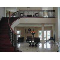 Buy cheap Wought balustrade for staircase from wholesalers