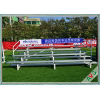 Wholesale UV Protection Retractable Plastic / Aluminum Bleacher Football Stadium Chairs from china suppliers