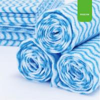 Wholesale Soft No Smell Disposable Cleaning Cloth Highly Water Absorbent from china suppliers