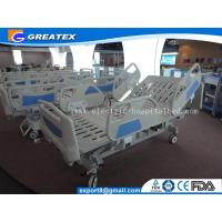 Quality 5 Function Electric Medical Bed With Central Controlled Braking System (GT-BE5021-01) for sale