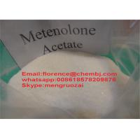 Wholesale CAS 434-05-9 Bodybuilding Supplement Injectable Steroids / Methenolone Acetate Primobolone Powder from china suppliers