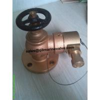 Wholesale BRONZE FIRE HYDRANT VALVE C/W INSTANTANEOUS COUPLING from china suppliers