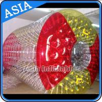 China Digital Printing Manufacturers of Water Zorbing Roller Game Ride Commercial Use on sale