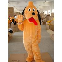 Wholesale handmade full body adults plush Pluto dog disney animal costumes from china suppliers