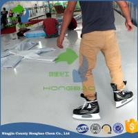 Wholesale Pure Material Synthetic Ice Rink Floor Hdpe Seli Lubricating Panel Dovetail Connection Abrasion Resistant from china suppliers