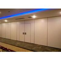 Wholesale Hotel Foldable Partition Mobile Home Wooden Partition Wall Paneling from china suppliers