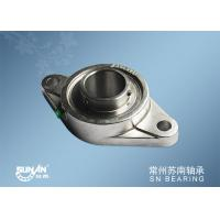 Wholesale 9CR18 Stainless Steel Pillow Block Bearing Units SSUCFL211 / S304 Bearing Housings from china suppliers