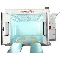 Wholesale Complete steel basement Auto Spray Booth for repair, Baking, painting WD-20A from china suppliers