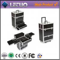Wholesale cosmetic beauty professional makeup trolley case from china suppliers