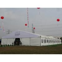 Wholesale Custom Printed Canopy Tent Durable , The Best Camping Tent With Air Condition Installation from china suppliers