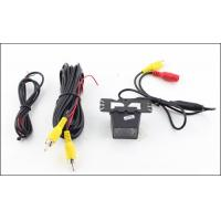Wholesale Universal night vision car camera with pc7070 solution image clear two way vedio input easy installation from china suppliers