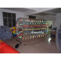 Wholesale Adults PVC Inflatable Shinning Water Roller Funny For Party from china suppliers