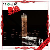 Wholesale New Wodden Mod Electronic Cigarette wooden e-cigs from china suppliers