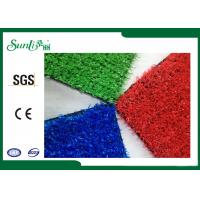 Wholesale PP Blue Green Red  Kindergarten Artificial Turf Excellent Performance from china suppliers