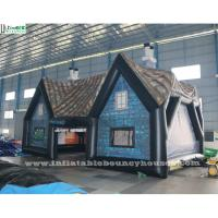 Buy cheap Custom Made Outdoor Giant Inflatable Pub House Building For Parties N Events Sale For New Year from wholesalers