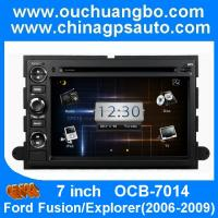 Wholesale Car radio for Ford Fusion /Explorer 2006-2009 with bluetooth TV OCB-7014 from china suppliers
