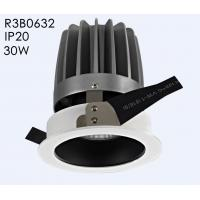 Wholesale 30W High Quality Fixed Led Downlight With 24 / 36 / 60 Degree Beam Angles/R3B0632 from china suppliers