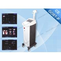 Wholesale Diode Laser hair removing machine for women or men AC 220V 50Hz / 110V 60Hz from china suppliers