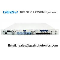 Wholesale CWDM / DWDM / SDH / Ethernet system of 10G SFP fiber media converter from china suppliers