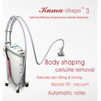 Wholesale body contouring cost  liposuction therapy cellulite RF Kuma shape/ Body Cavitation Vacuum Shaping/ laser slimming from china suppliers