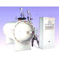 Buy cheap Vacuum Yarn steaming Stenter Machine for  twisted silk , cotton yarn or synthetic fiber from wholesalers