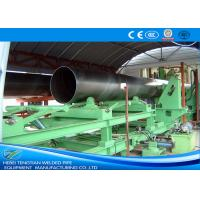 Buy cheap Precise Design Byard Spiral Mill / Stainless Steel Pipe Mill High Efficiency from wholesalers