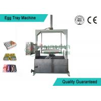 Wholesale Recycled Paper Pulp Molding Machine , Carton / Box Egg Tray Manufacturing Machine from china suppliers