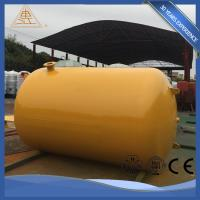 Quality 60 Gallon Nitrogen Storage Tank , 200 PSI Pressure Nitrogen Air Compressor Reserve Tank for sale