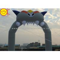 Wholesale Holiday Inflatable Arch Dragon Nylon for Halloween , Inflatable Entrance Christmas Arch for Rental from china suppliers
