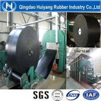 Quality Rubber Conveyor Belt for Cement Industry low abrasion and high tensile strength ISO9001 and CO/FORMA/FORME for sale