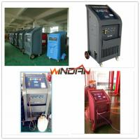 Wholesale 97% Recovery Rate A/C Refrigerant Recycling Machine with Refill New Oil , Refrigerant Recovery Equipment from china suppliers