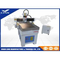 Wholesale Small CNC Stone Engraving Machine , Water Cooled Spindle Motor Stone Etching Machine from china suppliers
