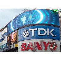 Wholesale DIP SMD Full Color Flexible LED Curtain Display, Rental Led Screen P10 from china suppliers